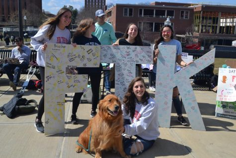 UMass for the Kids: Dogs, Dancing, and a Day of Hope