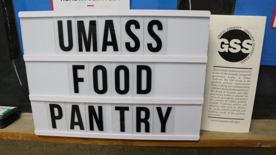 UMass Student Food Pantry usage growing on campus despite No. 1 dining in the nation