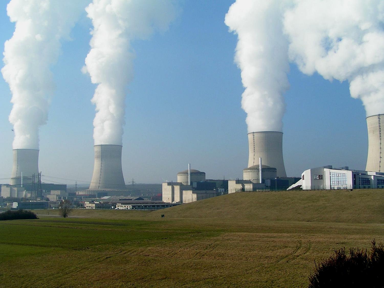 Nuclear power plant in Cattenom, France (Stefan Kühn/Wikimedia Commons)