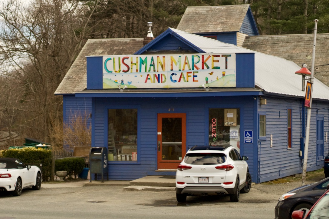 Cushman Market and Cafe in Amherst(Joey Lorant/Amherst Wire)