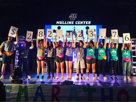 UMass FTK raises nearly $300,000 for Baystate Children's Hospital