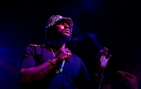 "Schoolboy Q punches below his weight on ""CrasH Talk"""