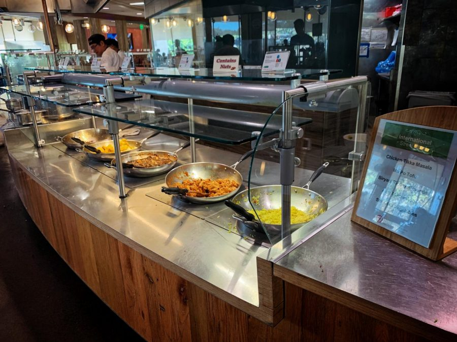 Eating in the dining halls: a few tips and tricks