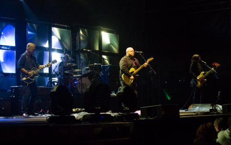 """Life, Death and Surfing; Pixies ride surreal waves to new Gothic heights with """"Beneath the Eyrie"""""""