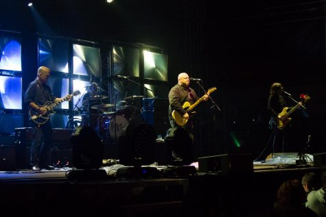 "Life, Death and Surfing; Pixies ride surreal waves to new Gothic heights with ""Beneath the Eyrie"""