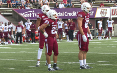 UMass Football: Cam Roberson serves as bright spot for offense