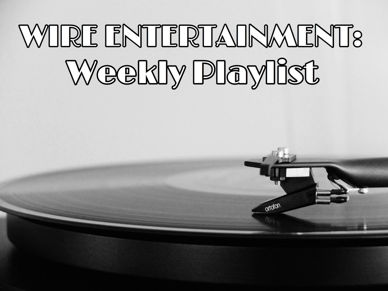 Entertainment's weekly spin with Frank Ocean, Russ and more