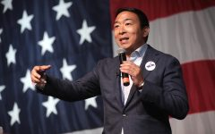 Presidential candidate Andrew Yang: Not left. Not right. Forward.