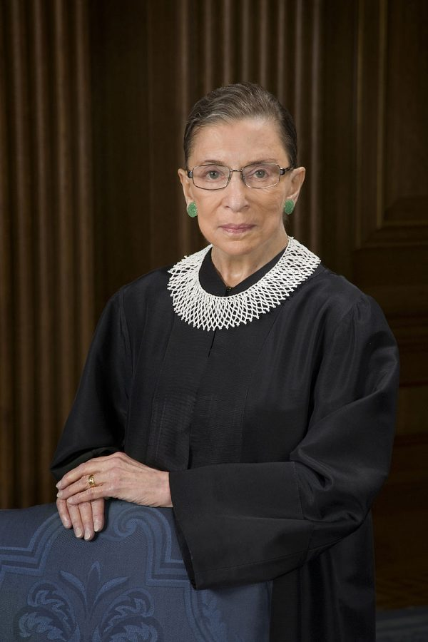 Supreme+Court+Justice+Ruth+Bader+Ginsburg+to+speak+at+Amherst+College+Thursday%2C+live-stream+opened+to+the+public