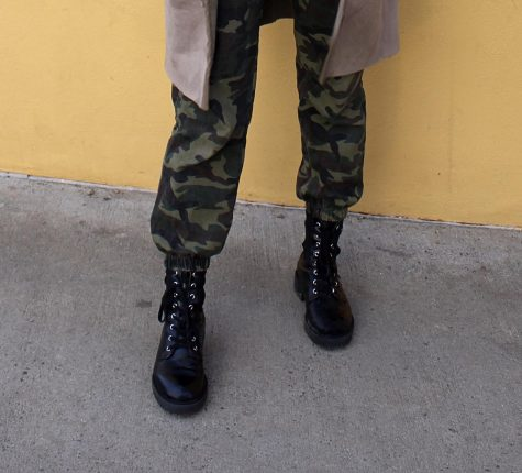 Combat Boots The Budget Babe | Affordable Fashion & Style Blog