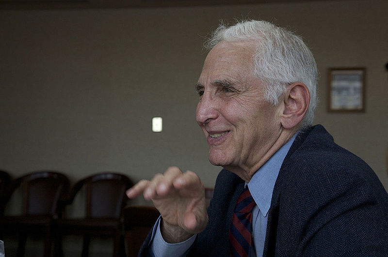 UMass acquires collection of Daniel Ellsberg; upcoming talk with the activist and whistleblower