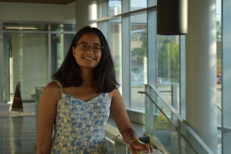 Photo of Megha Srinivasan