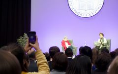 """I would be a great diva!"": Justice Ruth Bader Ginsburg brings laughs and inspiration to Amherst College"