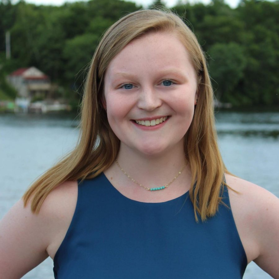 Meet Julia Fox, SGA's associate speaker
