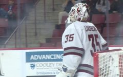 Highlights: UMass Hockey overwhelms Union for weekend sweep
