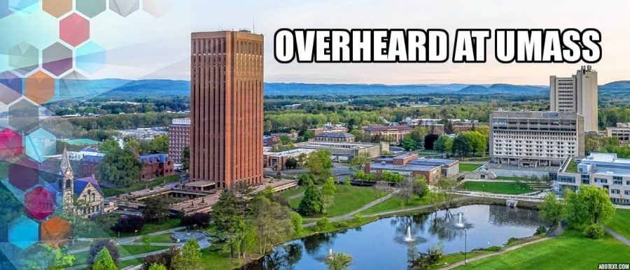 Overheard at UMass: Controversy looms in the popular Facebook group
