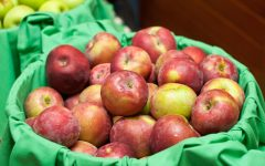 Apple Week takes over dining commons