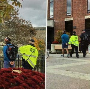 UMass Students vs Christian Preachers: Who should our university protect?