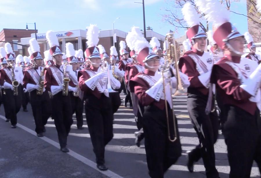 UMass Homecoming Parade 2019 recap