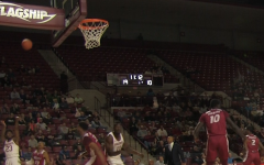 Basketball Highlights: Rider unable to stop barrage from Pierre and Weeks
