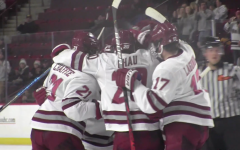 Hockey Highlights: UMass hockey ends the semester with 4-1 win over Maine