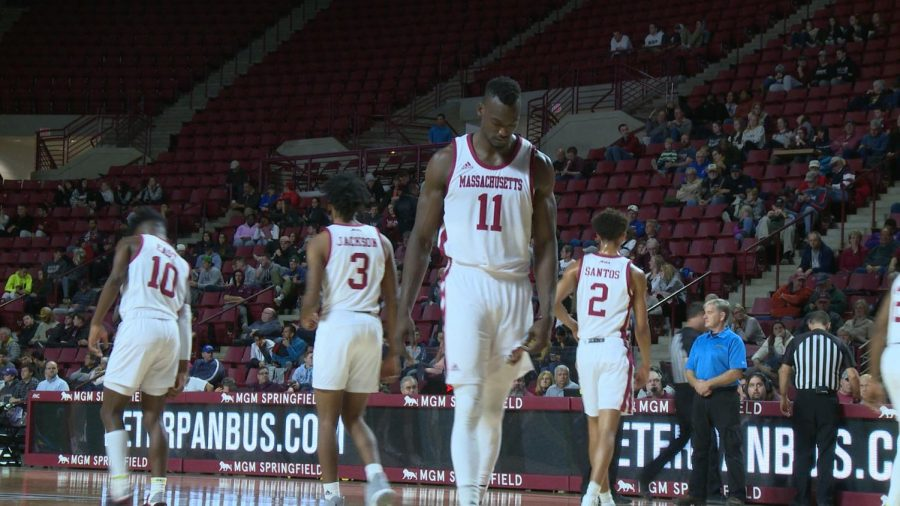 Basketball Highlights: UMass tops CCSU for fourth straight win - Amherst Wire