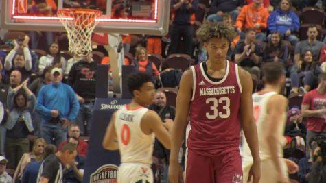 Basketball: Virginia hands UMass its first loss of the season