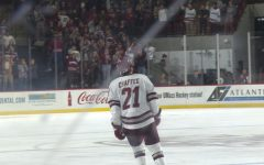 Hockey Highlights: UMass propels past BU
