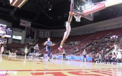 Basketball Highlights: UMass Manhandles Maine