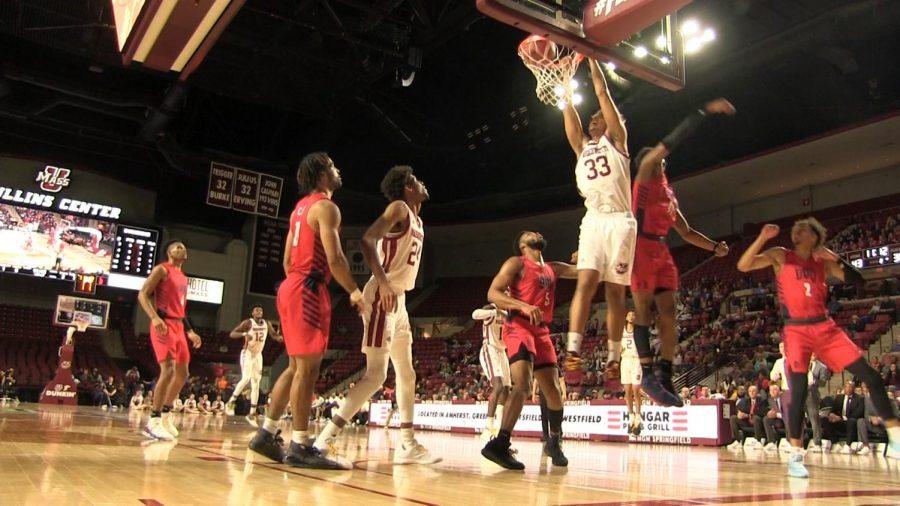 Basketball Highlights: UMass defeats Duquesne