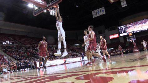 Basketball Highlights: UMass beats Saint Joseph's after stellar second half