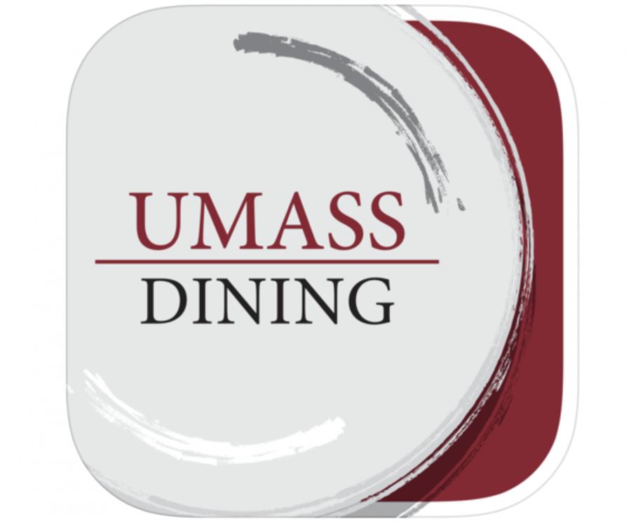 (Screenshot of UMass Dining app / App Store)