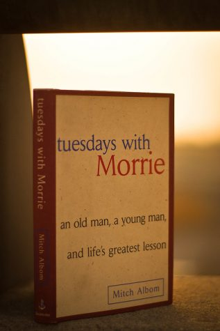 "Judging Books By Their Covers: ""Tuesdays with Morrie"" is a modern philosophical classic"