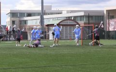 Men's Lacrosse Highlights: UMass survives scare against LIU