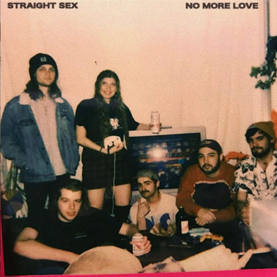 Straight Sex, featured on their single cover