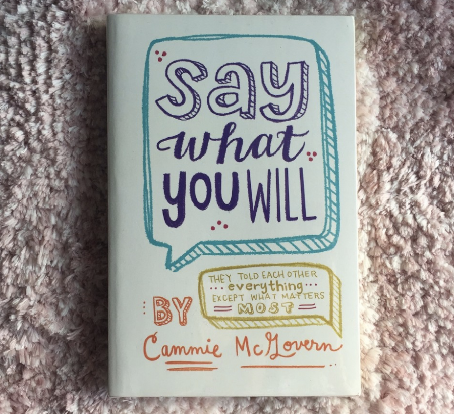 "Judging Books By Their Covers: YA novel, ""Say What You Will,"" highlights a nuanced perspective on mental and physical disabilities"
