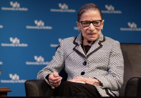 The passing of the Supreme Court Justice and women's rights champion, Ruth Bader Ginsburg, sets the stage for a nasty political fight