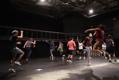 UMass Theater Department stays strong during trying times