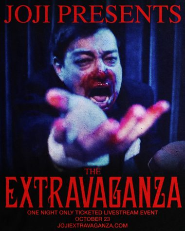 """The Extravaganza"" promotional poster/ 88Rising"