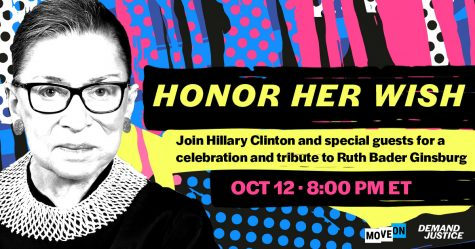 Honor Her Wish Promotional Poster