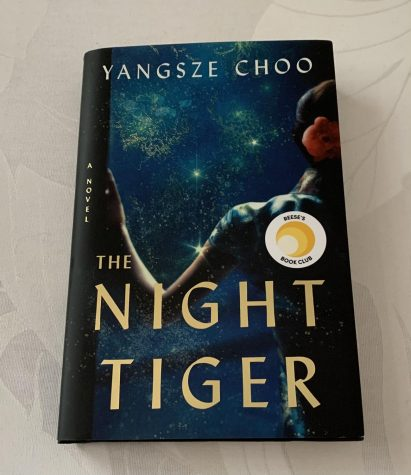 "Judging Books By Their Covers: ""The Night Tiger"" is a perfect fall read for those that aren"