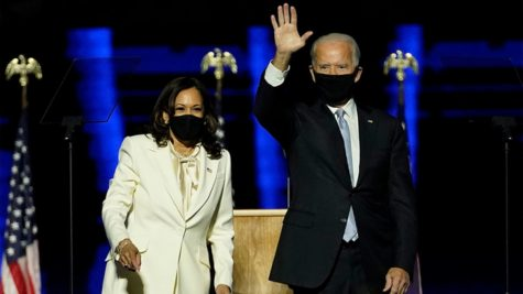 Joe Biden and Kamala Harris in Delaware to deliver victory speech from Google Images