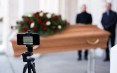 My first virtual funeral