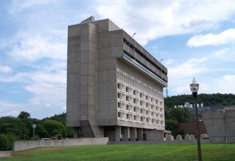 UMass Campus Center courtesy of wikimedia