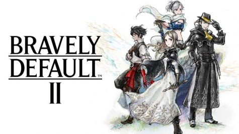 "Official ""Bravely Default II"" promotional poster (Claytechworks)"
