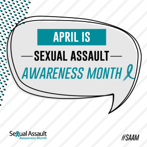 Sexual Assault Awareness Month: My Story
