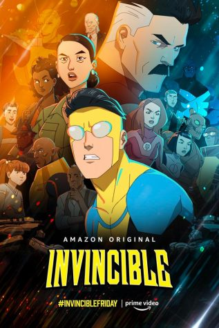 "Official ""Invincible"" Poster (Amazon)"