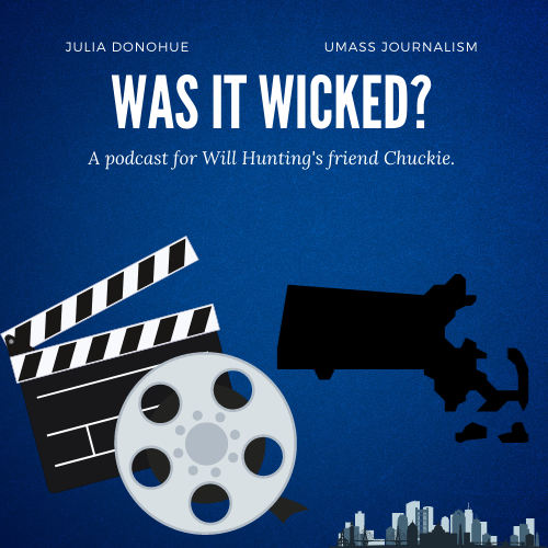 Was It Wicked? logo/ Julia Donohue