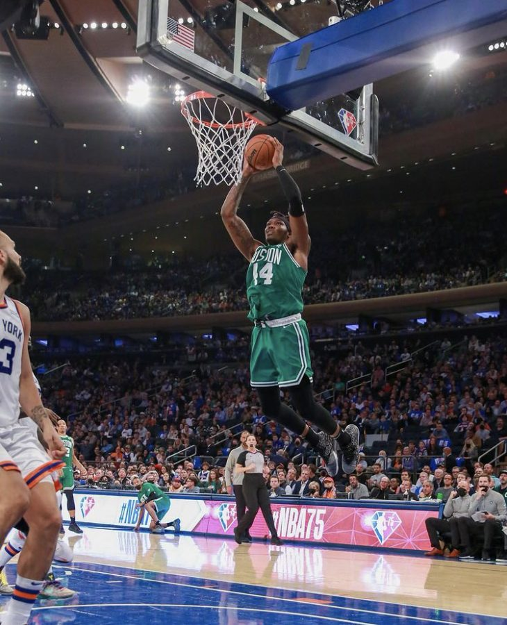 Photo Cred: Celtics on Instagram
