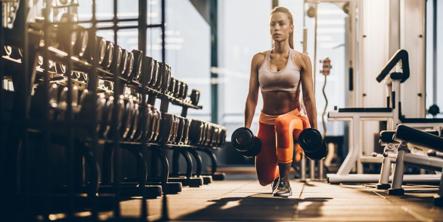 Tips for Building Confidence at the Gym